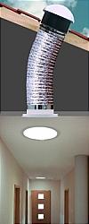 Fakro Slt 22 22 Quot Flexible Light Tunnel Iqskylights