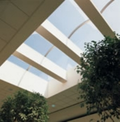 Wasco as 54144 54 x 144 arched system architectural for Architectural skylights