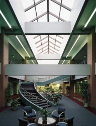 Wasco sdp 4896 48 x 96 double pitch pyramid for Architectural skylights