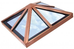 Wasco spy 7878 78 x 78 square pyramid architectural for Architectural skylights